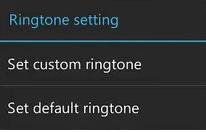 Come modificare le suonerie contatti Skype su Android