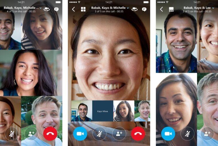Come fare una chiamata di gruppo su Skype