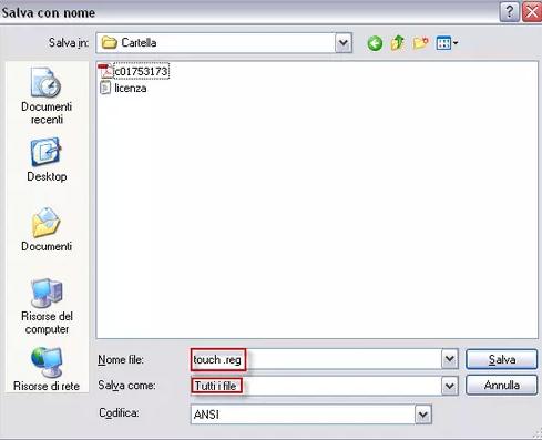 Disattivare il tasto Windows sulla tastiera