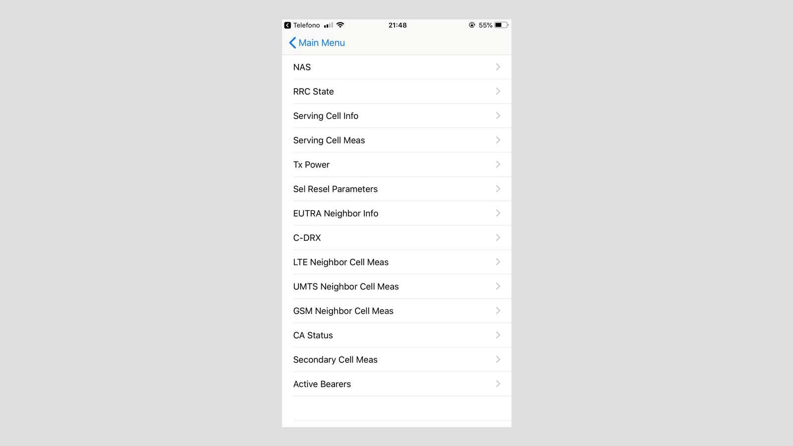 Codici per avere accesso alle aree segrete dell'iPhone