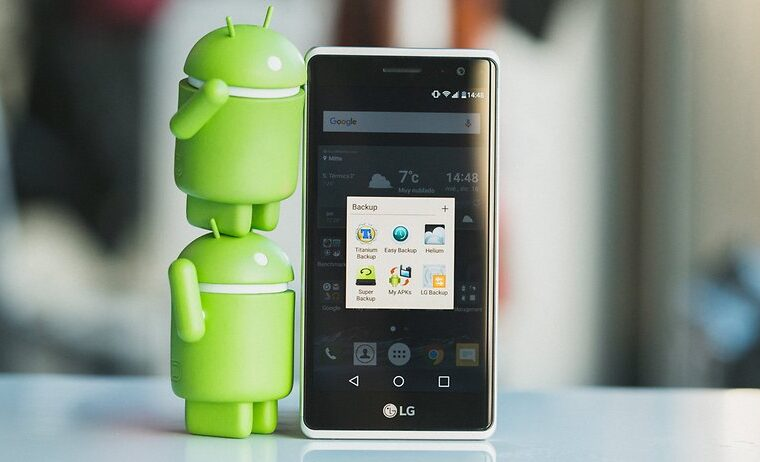 Come effettuare il backup del proprio dispositivo Android