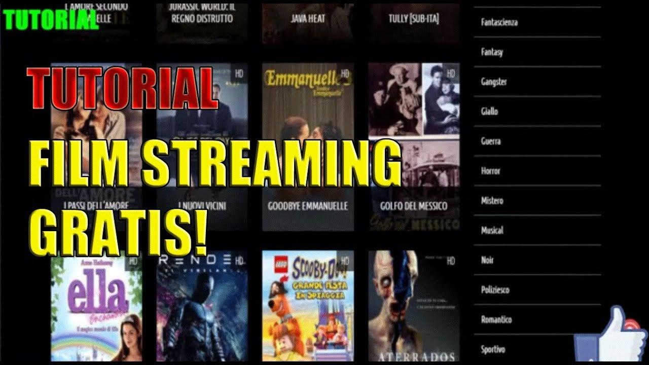 Come guardare film in streaming gratis e a pagamento