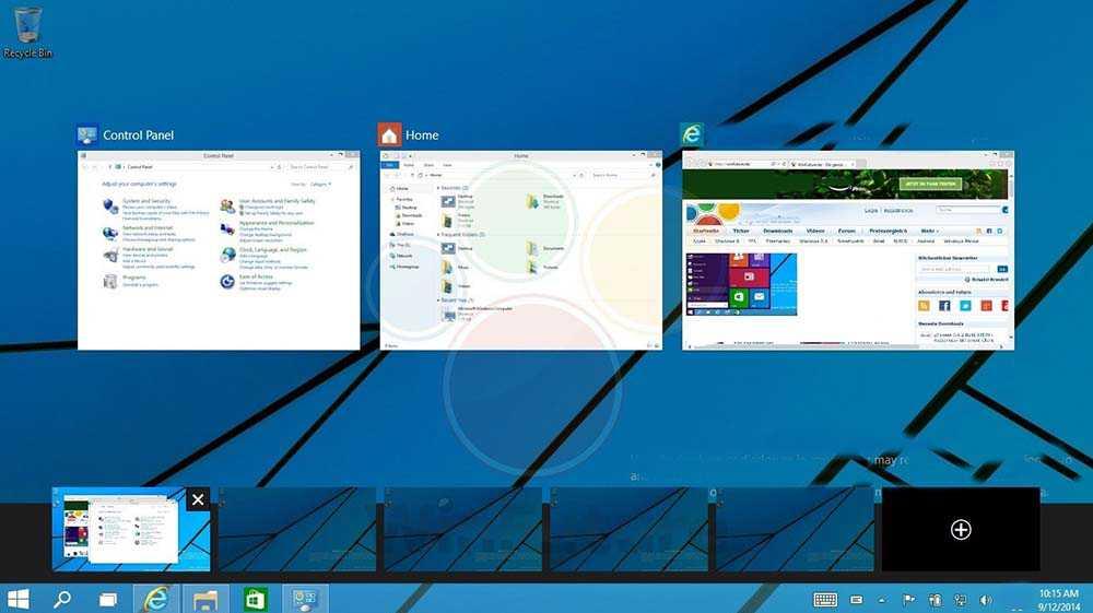 Elenco scorciatoie windows 10