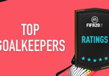 I migliori portieri di Fifa 20