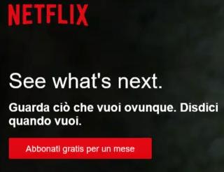 Come visualizzare i contenuti di Netflix gratuitamente