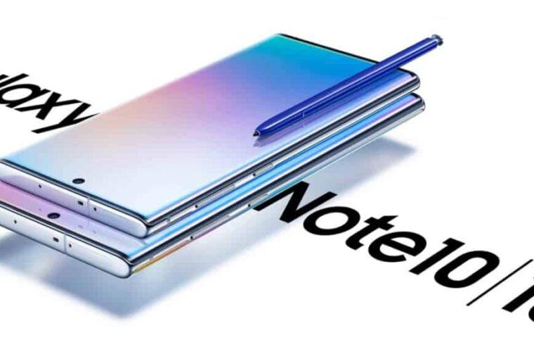 Ripristinare Samsung Galaxy Note 10+