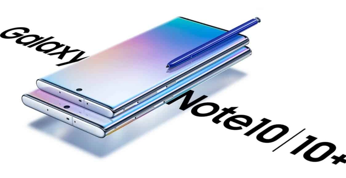 Rpristinare Samsung Galaxy Note 10+
