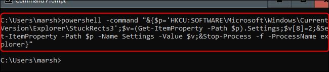 Come nascondere la barra delle applicazioni su Windows 10