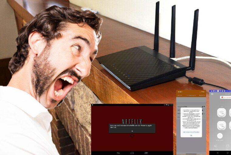 Come aumentare la portata del WiFi
