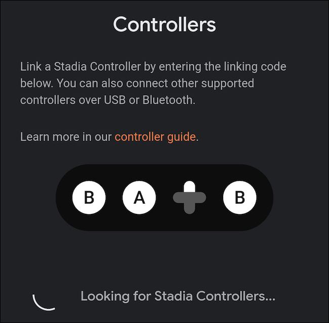 Come collegare in modalità wireless un controller Stadia a un dispositivo Android