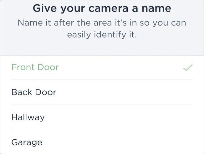 Come installare e montare la SmartCamera ecobee